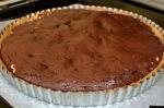 Honey, Chocolate, Walnut Tart
