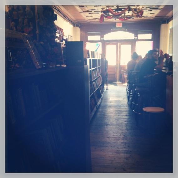 bookshop bar
