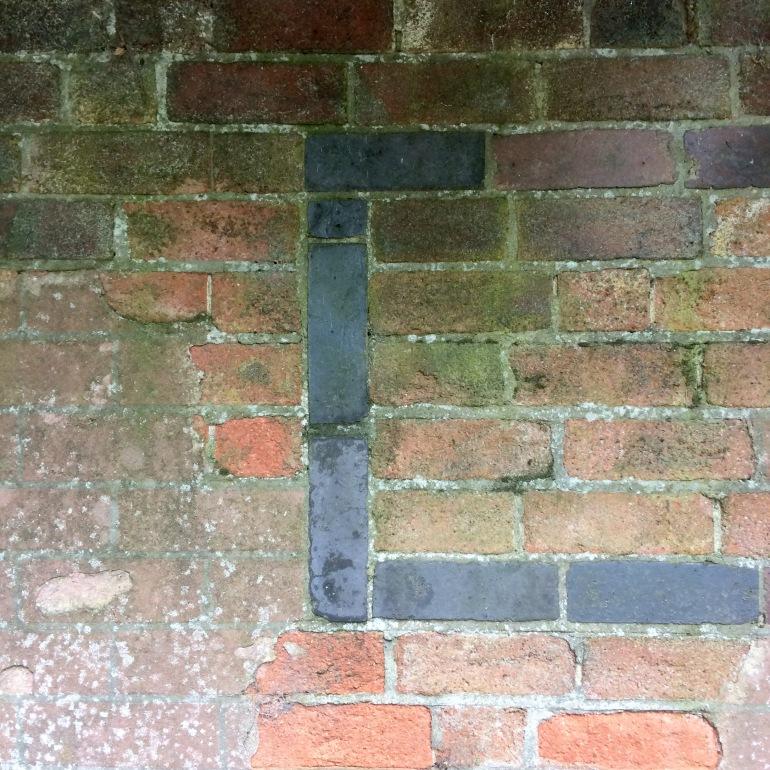 Wall detail