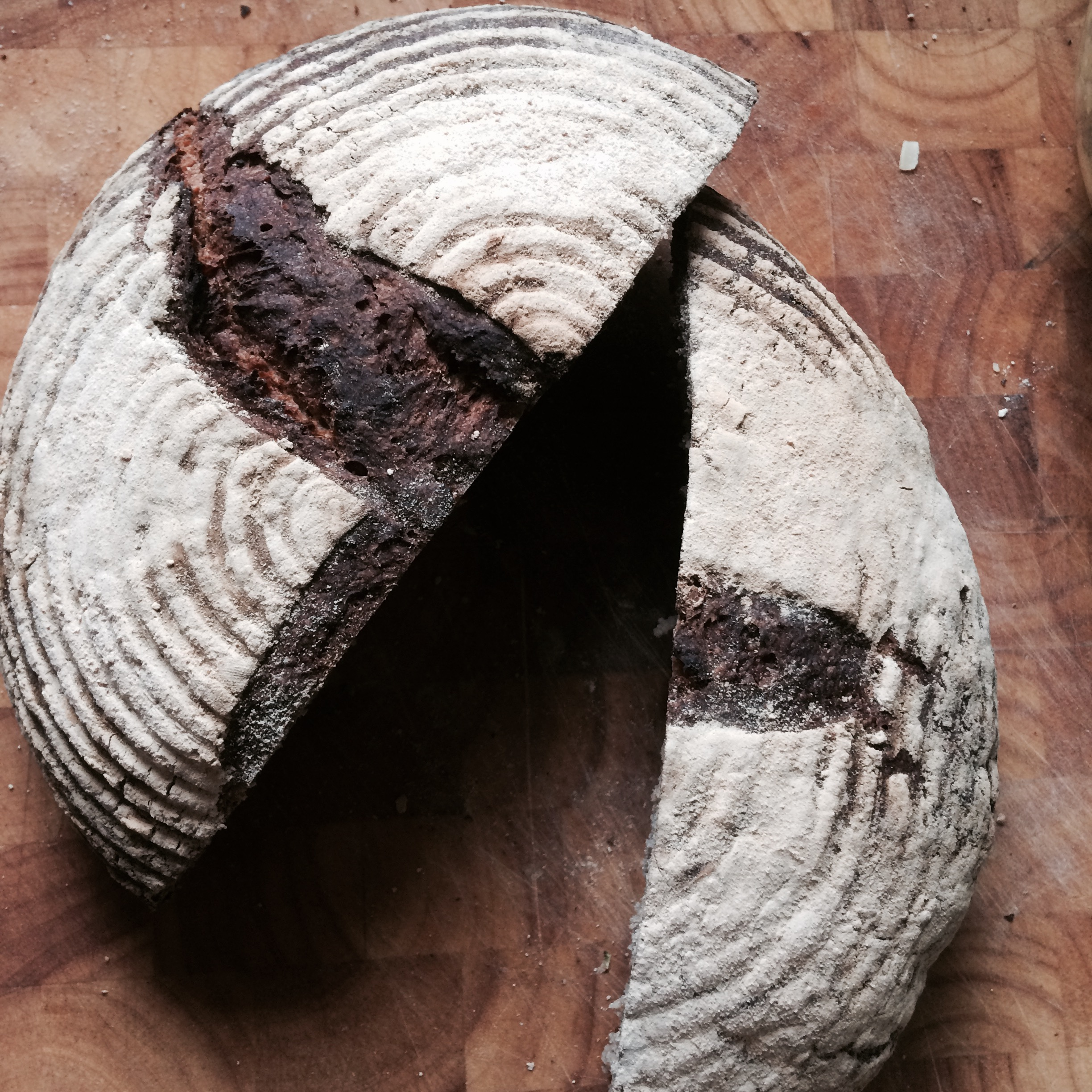 52 weeks of sourdough wk5