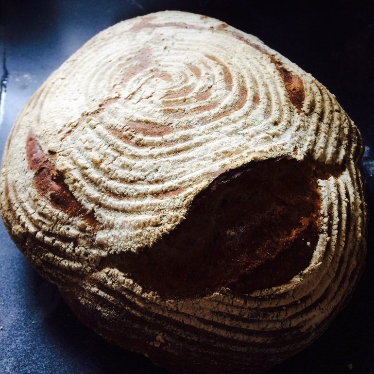52 weeks of sourdough wk6
