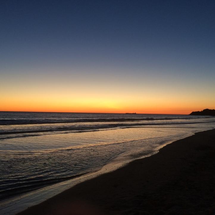 Chiclana sunset