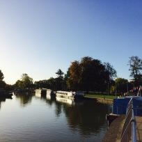 October canals